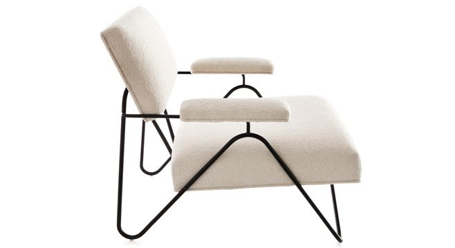 William Haines Designs Has Reissued The 1950 Malibu Chair Created