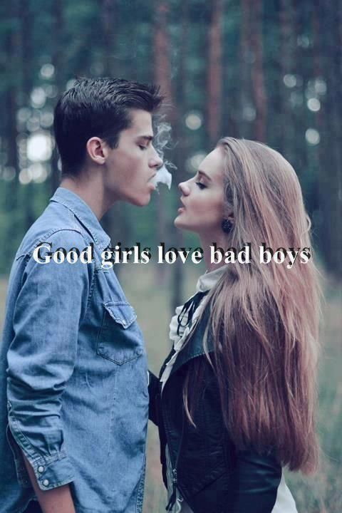 teenage girl dating bad boy
