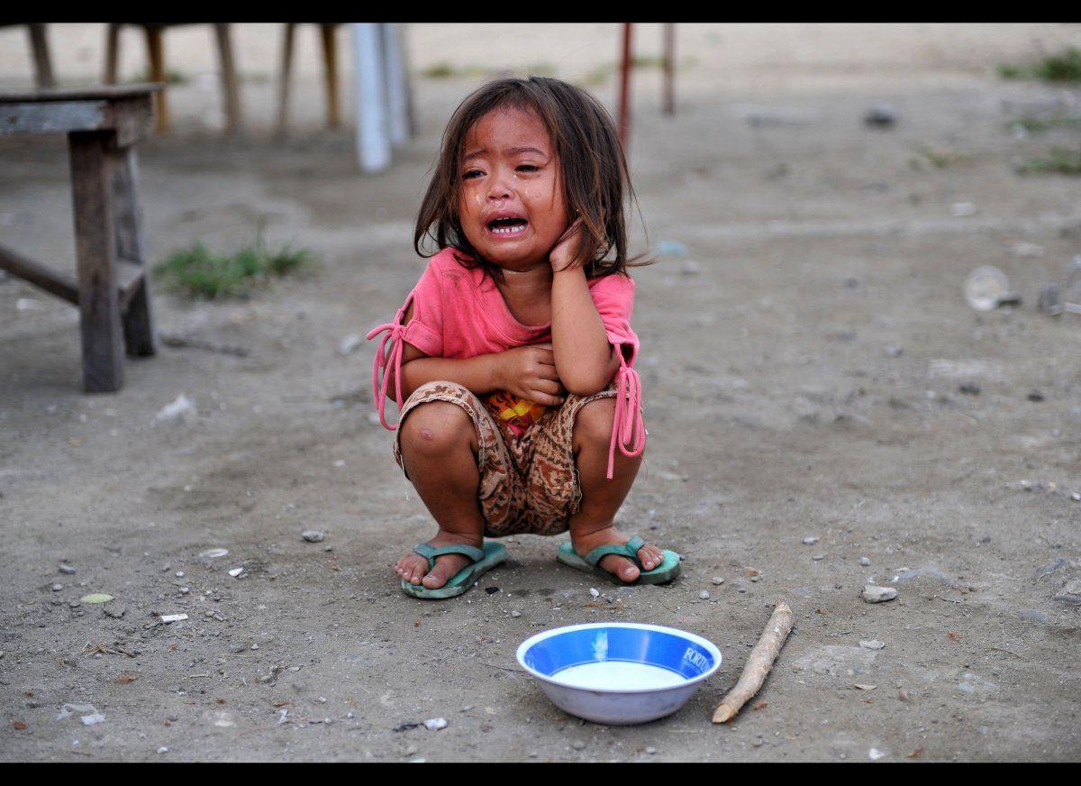 Children; Aninoa village, Mindoro, Philippines   Aninoa