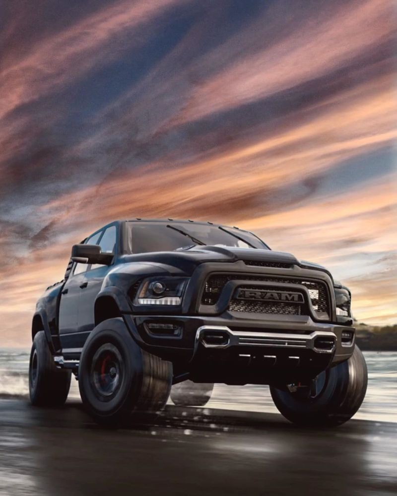 Pin Von Art Auf Dodge Ram In 2020 Trucks