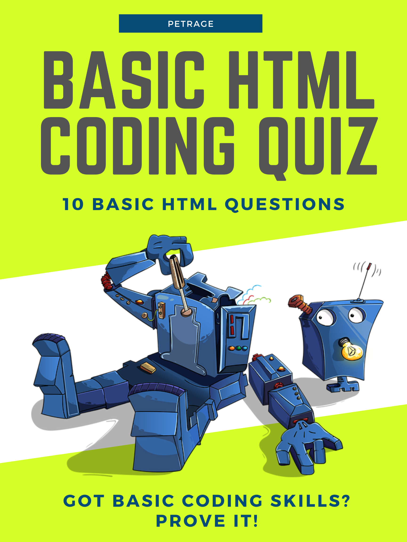 Let S Go Coders See What You Know Petrage Quiz