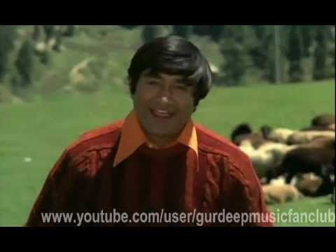 Neend Chura Ke Raaton - Shareef Badmash A Romantic Song by ...