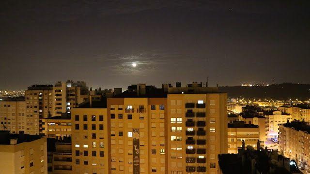 A Contar vindo do cėu: Noite Apressada