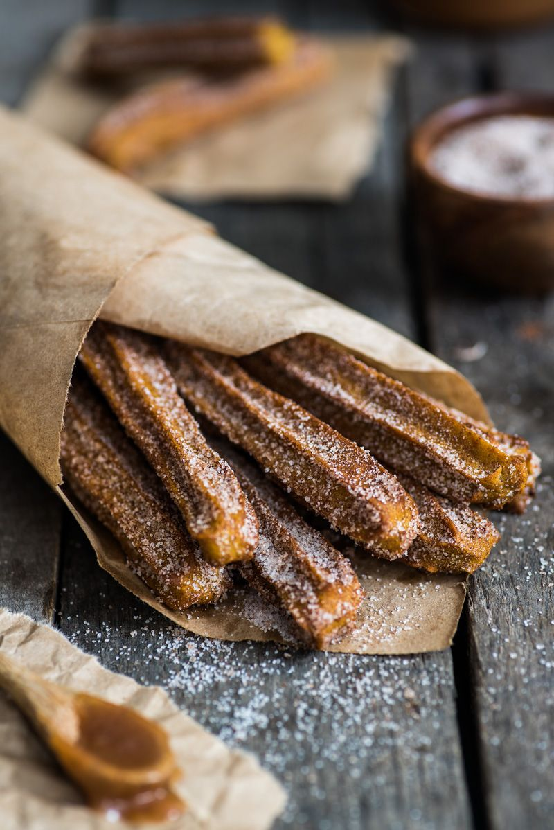 Churros- Çikolatalı Çıtır Hamur Tatlısı