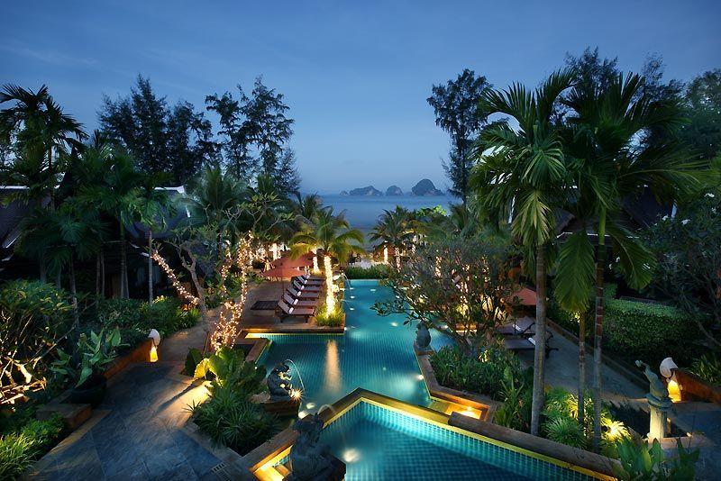 Five Best Hotels Krabi Thailand