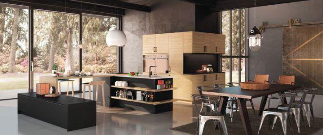Idée relooking cuisine Cuisines MOREL modèle GAIA ZENIT Une cuisine