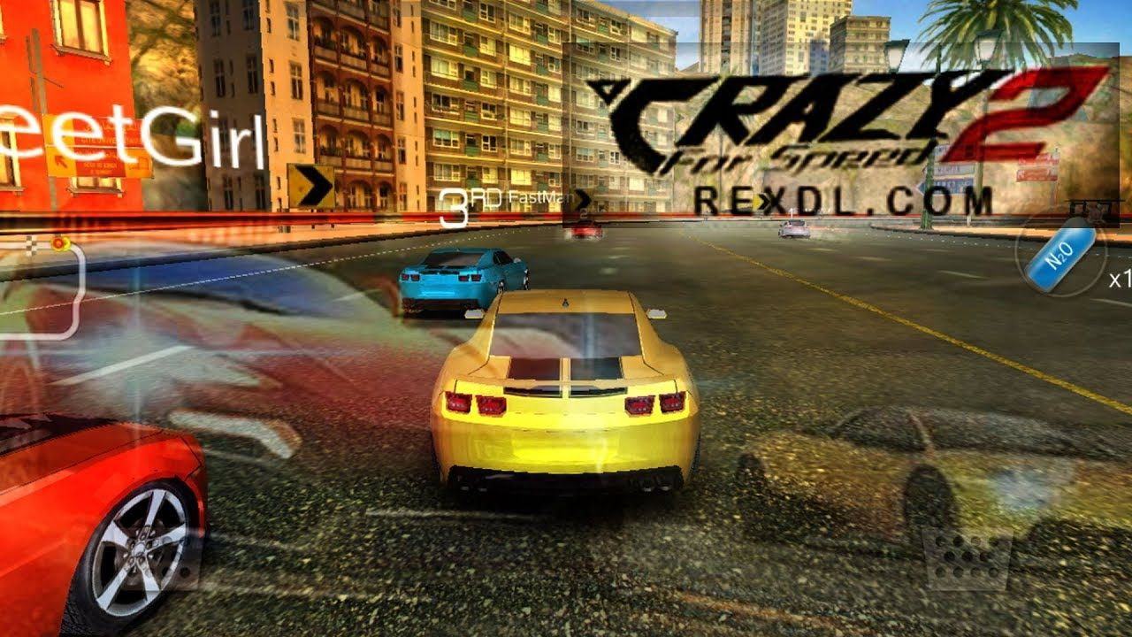 DL Gaming] Crazy for Speed - best racing game many cool sports cars