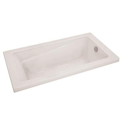 MAAX Loft 6032 White Soaker Tub 105460 000 001 100 Home