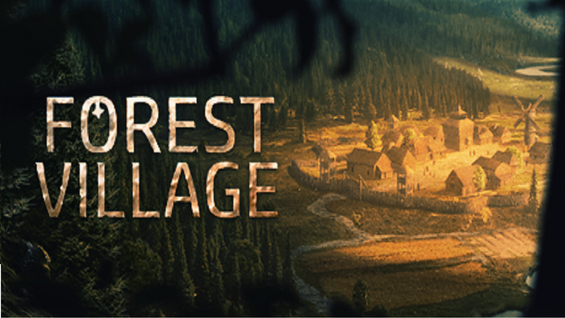 Life is Feudal Forest Village, Medieval City Building