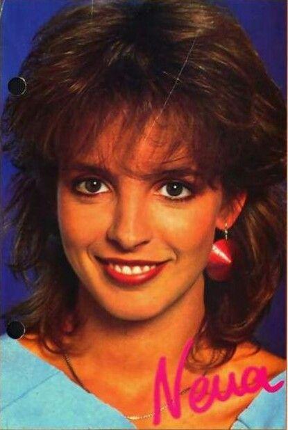Gabriele Susanne Kerner Nena 80er Neue Deutsche Welle Musik Der 80er