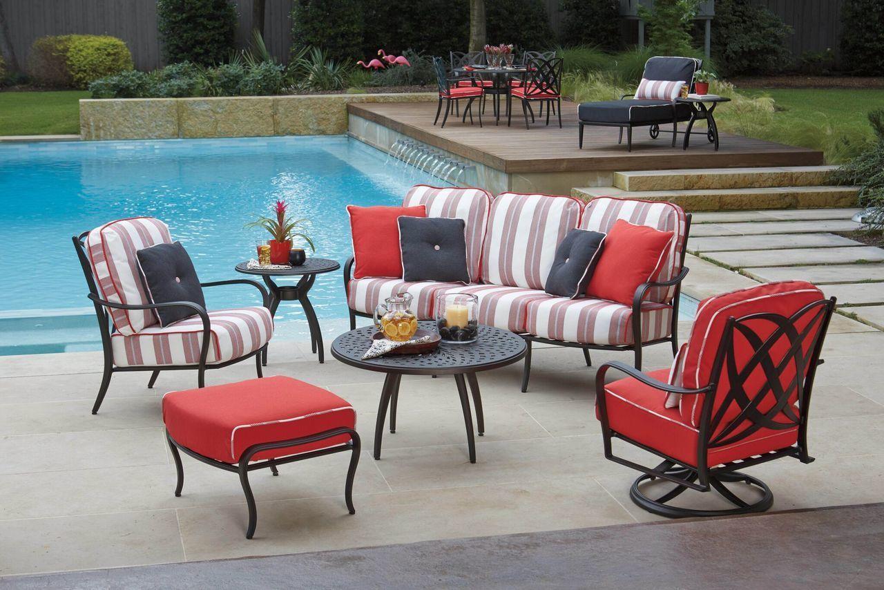Best Woodard Apollo Sofa Outdoor Furniture Sofa Outdoor 400 x 300