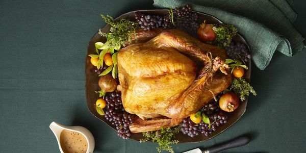 Photo of Parsley, Sage, Rosemary, and Thyme Turkey