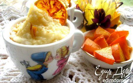 пудинг рисовый в мультиварке рецепт с фото