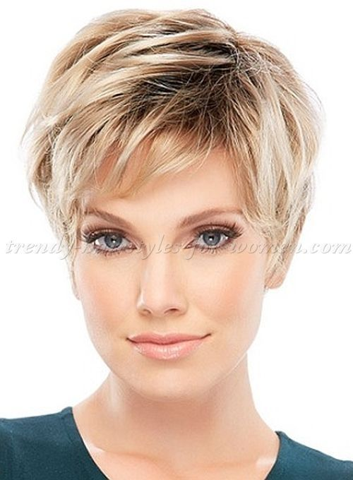 coiffure cheveux courts 50