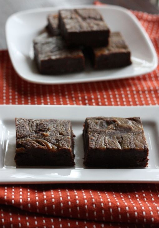 Most amazing looking brownies ever.