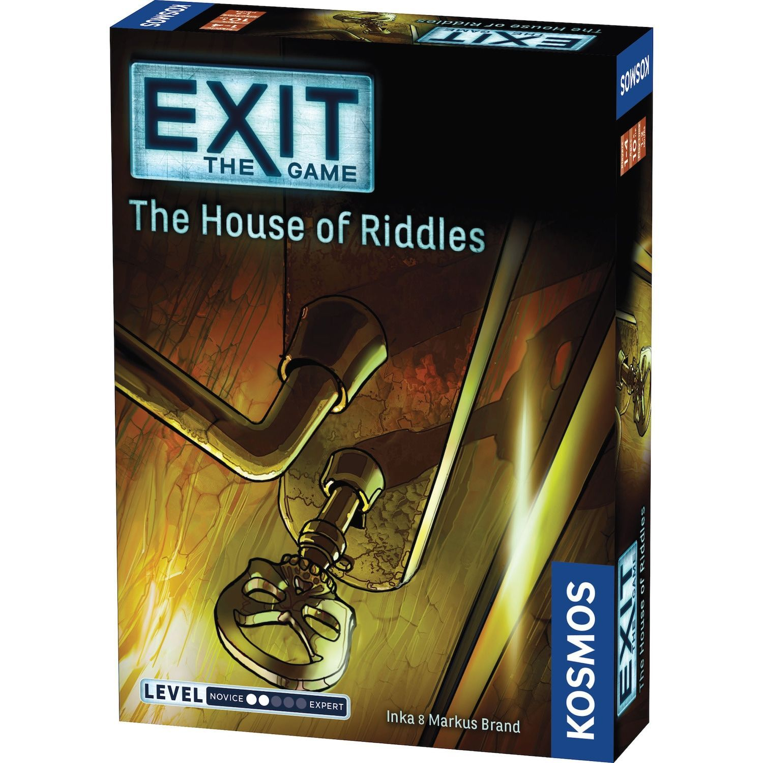 Thames & Kosmos EXIT The House of Riddles Board Game