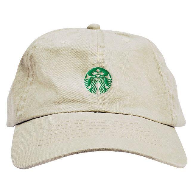 Starbucks Dad Hat  796241658817