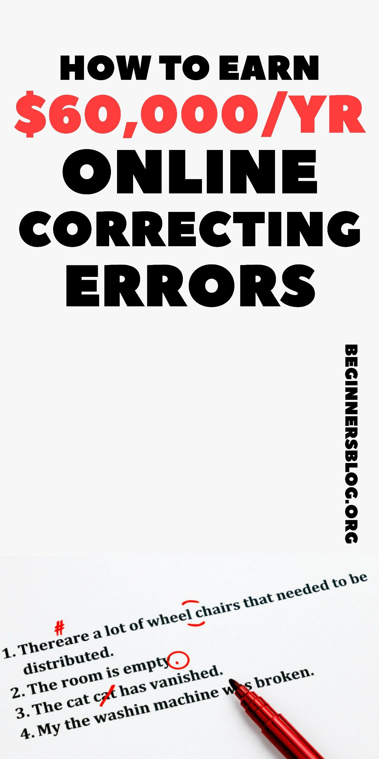 Proofreading service careers