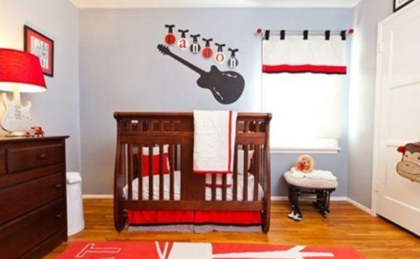 tema de rock para quarto infantil - Pesquisa Google