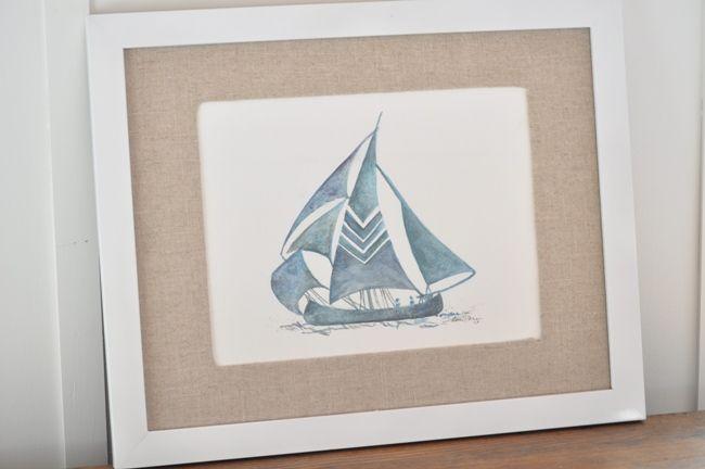 Bungalow Blue Interiors - Home - diy: make your own linen/burlap ...