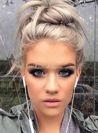 Küllü Sarı Tonları Ile Ilgili Görsel Sonucu Saç Modelleri Hair