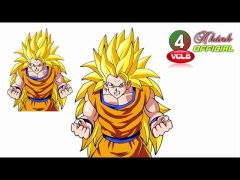 Cách Vẽ Goku [Phần 3] Trong Bảy Viên Ngọc Rồng - Học Vẽ Nhân