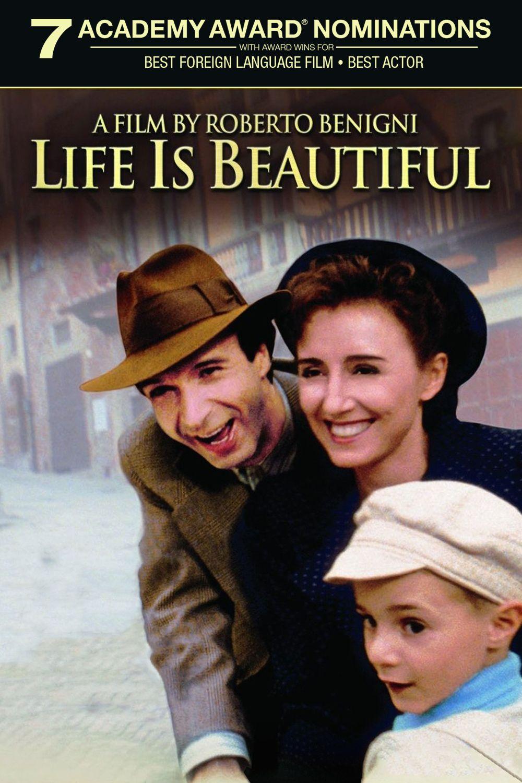 Life is beautiful 1997 hayat beautiful film