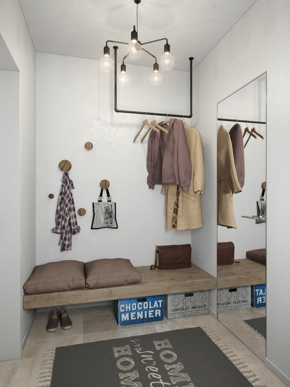 Kleine Wohnung Dekor - Mode-Designs | Haus, Interiors and Room