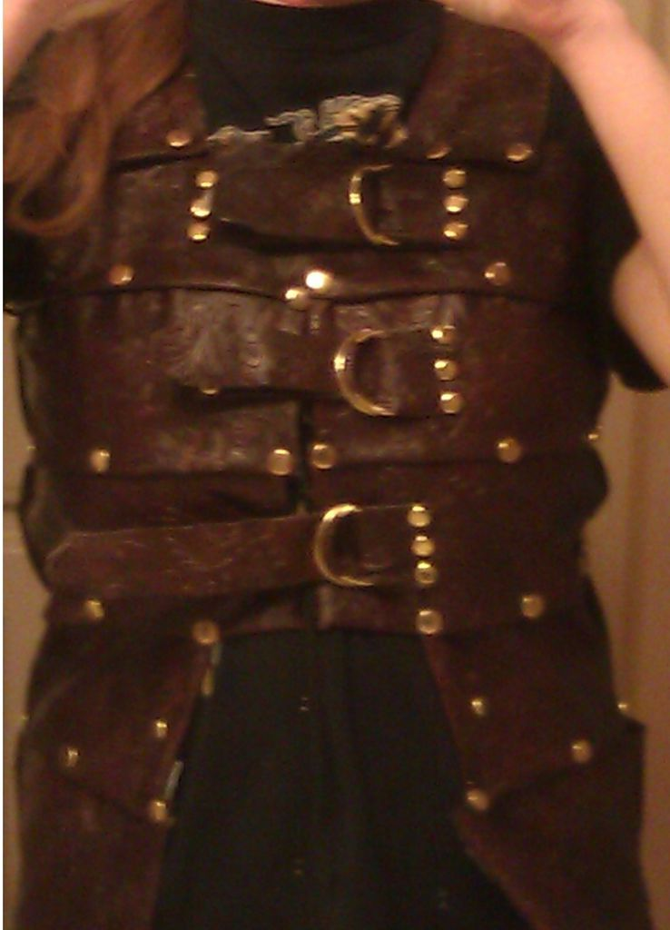 How To Make A Brigandine Without Knowing How To Sew Or