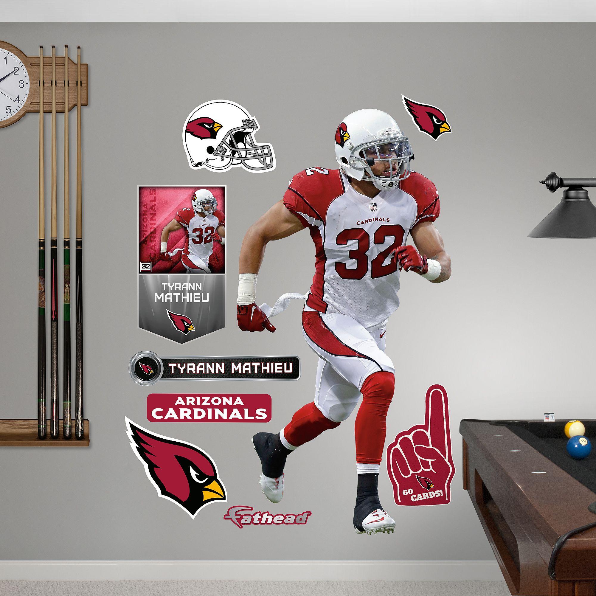 NFL Jersey's Youth Arizona Cardinals Tyrann Mathieu Nike White Game Jersey