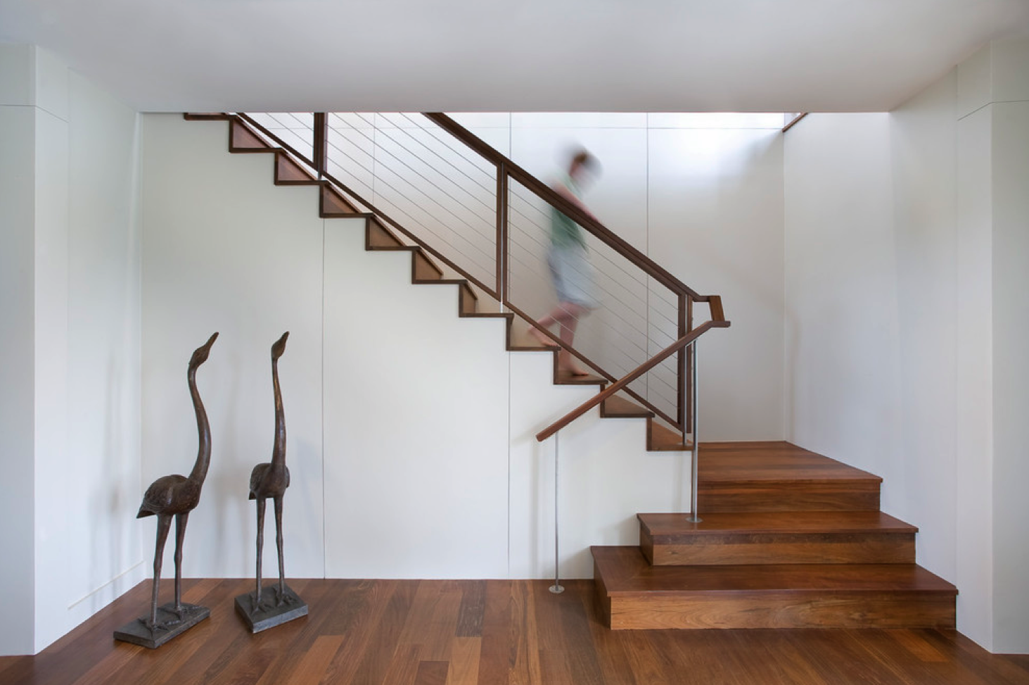 Best Ipe Stair Wooden Staircase Design Luxury Staircase 400 x 300