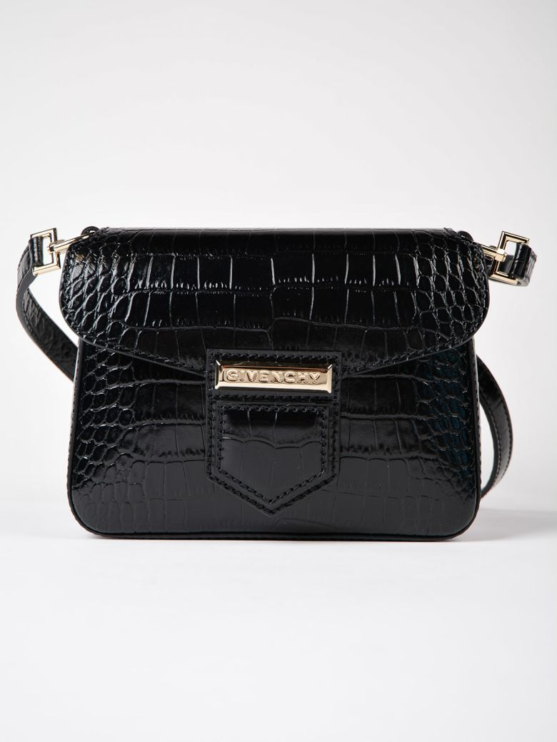 GIVENCHY Givenchy Nobile Mini Bag. #givenchy #bags #shoulder bags #leather #