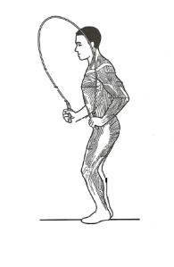 Entrena la resistencia aeróbica de base saltando la cuerda
