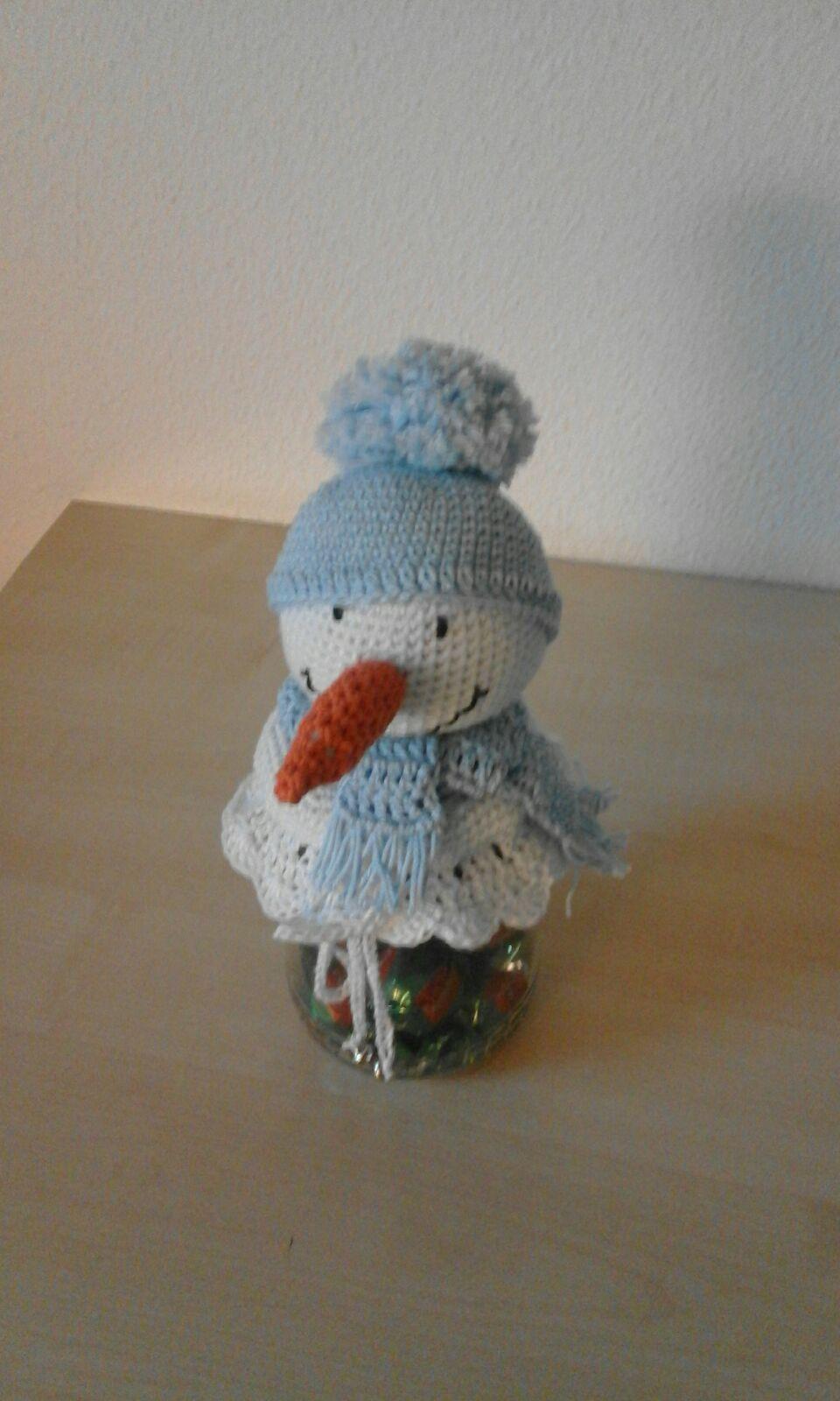 Sneeuwpop Deksel Haken By Roos Haken