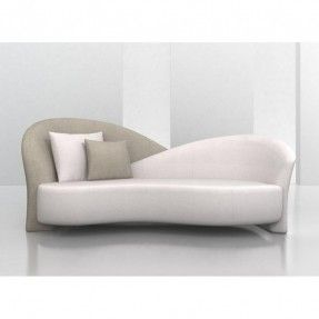Designer Overlapping Backed Sofa Made In The Usa Modern Sofa