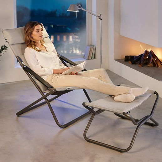 Lafuma Relaxliege Transabed XL Plus Hedona, Marine Kaufen | Möbel Diy |  Pinterest | Marines.