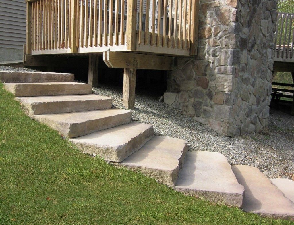 Best Oxford Step Stones Natural Looking Outdoor Steps Perfect 400 x 300