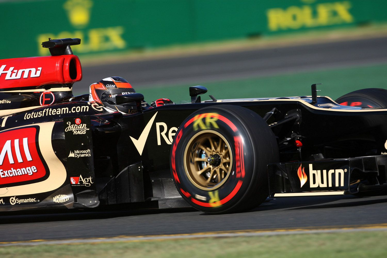 Australian GP 2013 Melbourne Practice Session Kimi