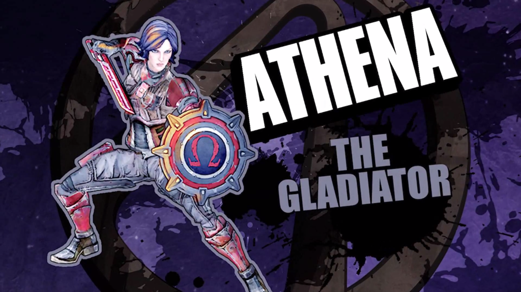 Gearbox Software has revealed that the most popular character in Borderlands: The Pre-Sequel is Athena. Description from play.tm. I searched for this on bing.com/images
