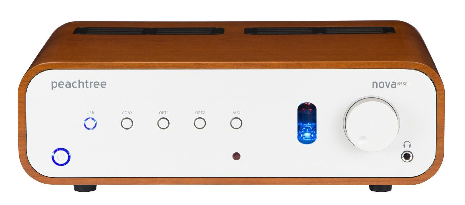 Amazon Peachtree Audio Nova65 SE Integrated Amplifier With Built In DAC