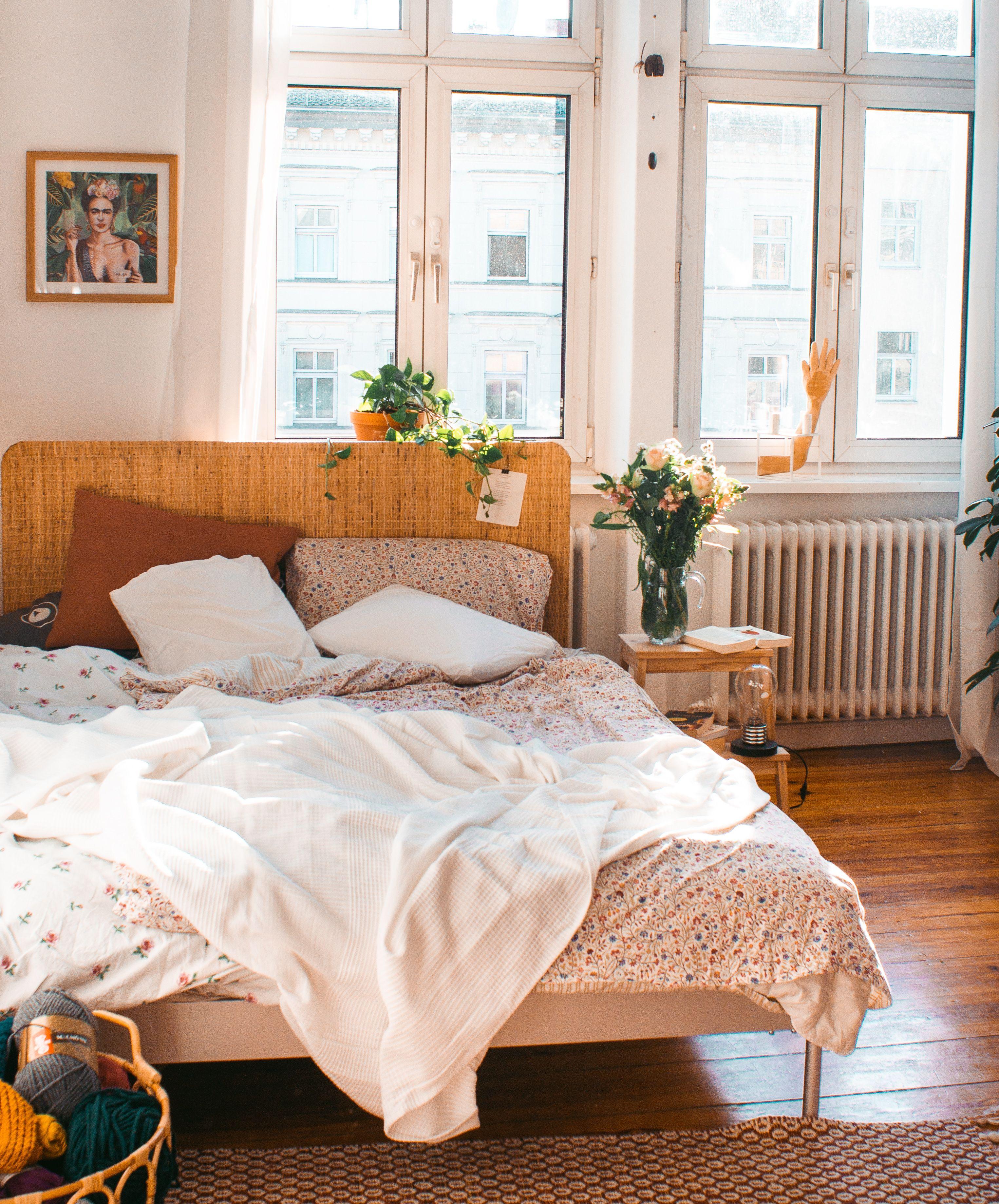 Vorher Nachher Das Grosse Umstyling Schlafzimmer Design