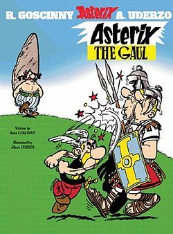 Asterix The Gaul Wikipedia The Free Encyclopedia Books Comics Comic Paper
