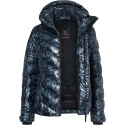 Photo of Reduced hooded down jackets for women