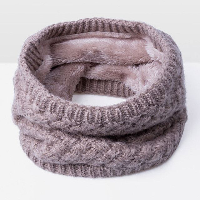 Apparel Accessories 2018 Autumn Winter Warm Scarf For Women Men Children Baby Scarf Cotton Unisex Knitted Wool Collar Scarves Boys Girls Neck Scarf