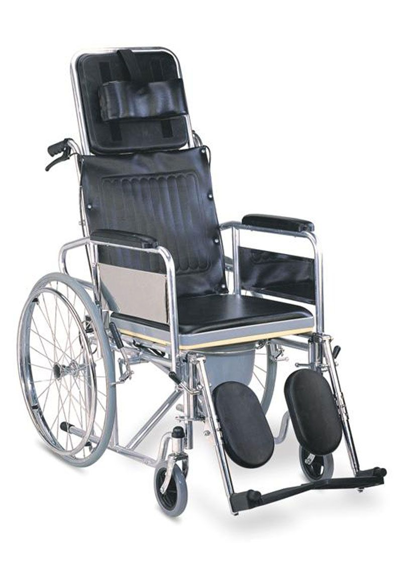 reclining back wheelchair( bed cum wheelchair ) which are suitable