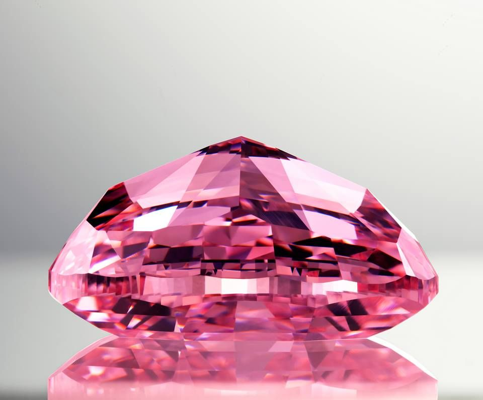 "Called the ""the largest internally flawless fancy vivid pink diamond that the Gemological Institute of America has ever graded."" by Sotheby's, the majestic Pink Star has already created a huge buzz and will be showcased in cities around the world, before it is auctioned at what is sure to be a bustling bidding war!"