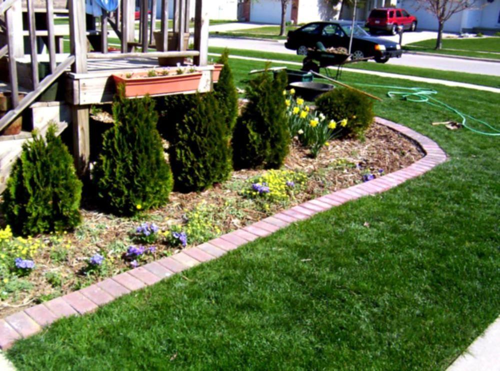 42 Cheap But Beautiful Mulch Landscaping Ideas Landscape