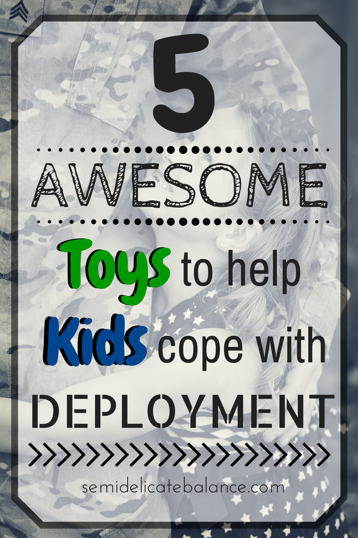 5 Awesome Toys to Help Children Cope with Deployment | Military ...