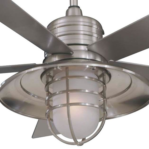 Industrial Looking Ceiling Fans Part - 16: Ceiling Fans With Style