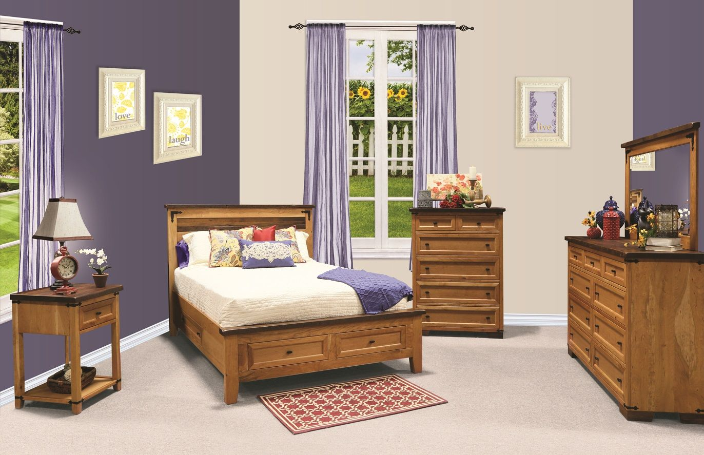 Design Tip Arrange your bedroom so that the foot of the